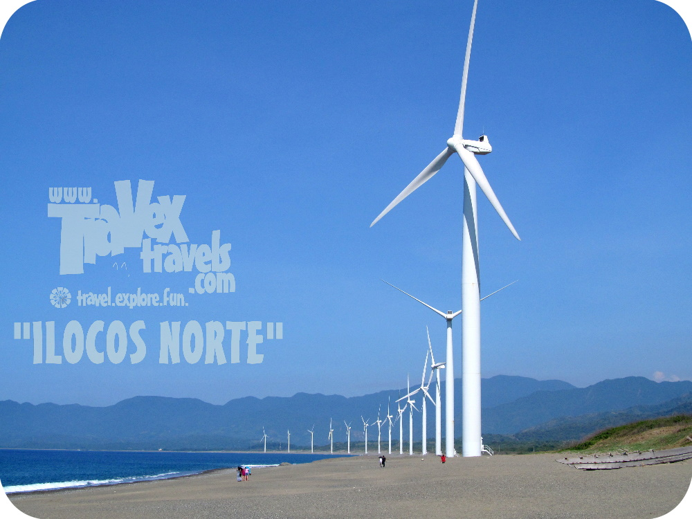 how to go to ilocos norte