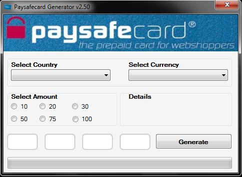 50 euro paysafecard code