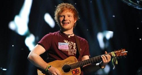 Daftar 10 Lagu Ed Sheeran Terbaik yang Bagus
