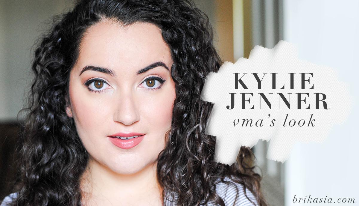kylie jenner, vmas makeup looks, how to do makeup like kylie jenner, kardashian inspired makeup