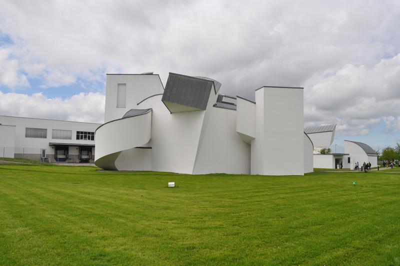 Nd of the world vitra museum basel switzerland for Vitra museum basel