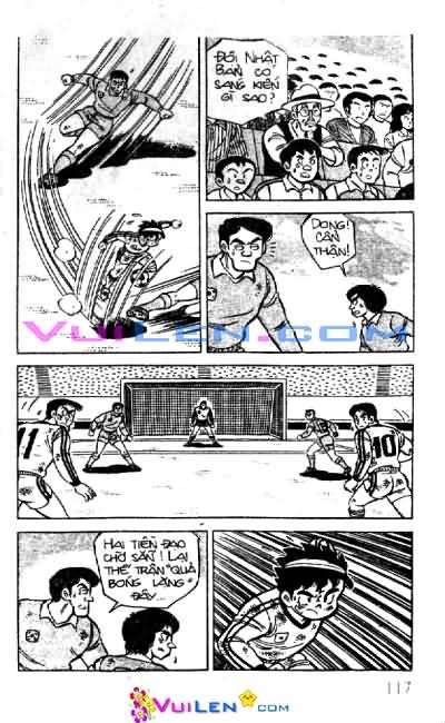 Jindodinho - Đường Dẫn Đến Khung Thành III  Tập 16 page 117 Congtruyen24h