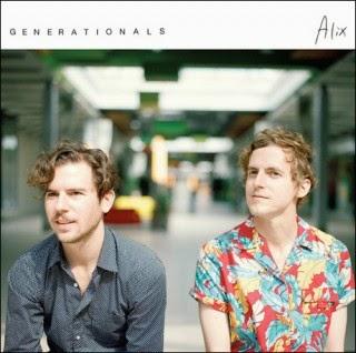 Generationals: Alix Album Leaked