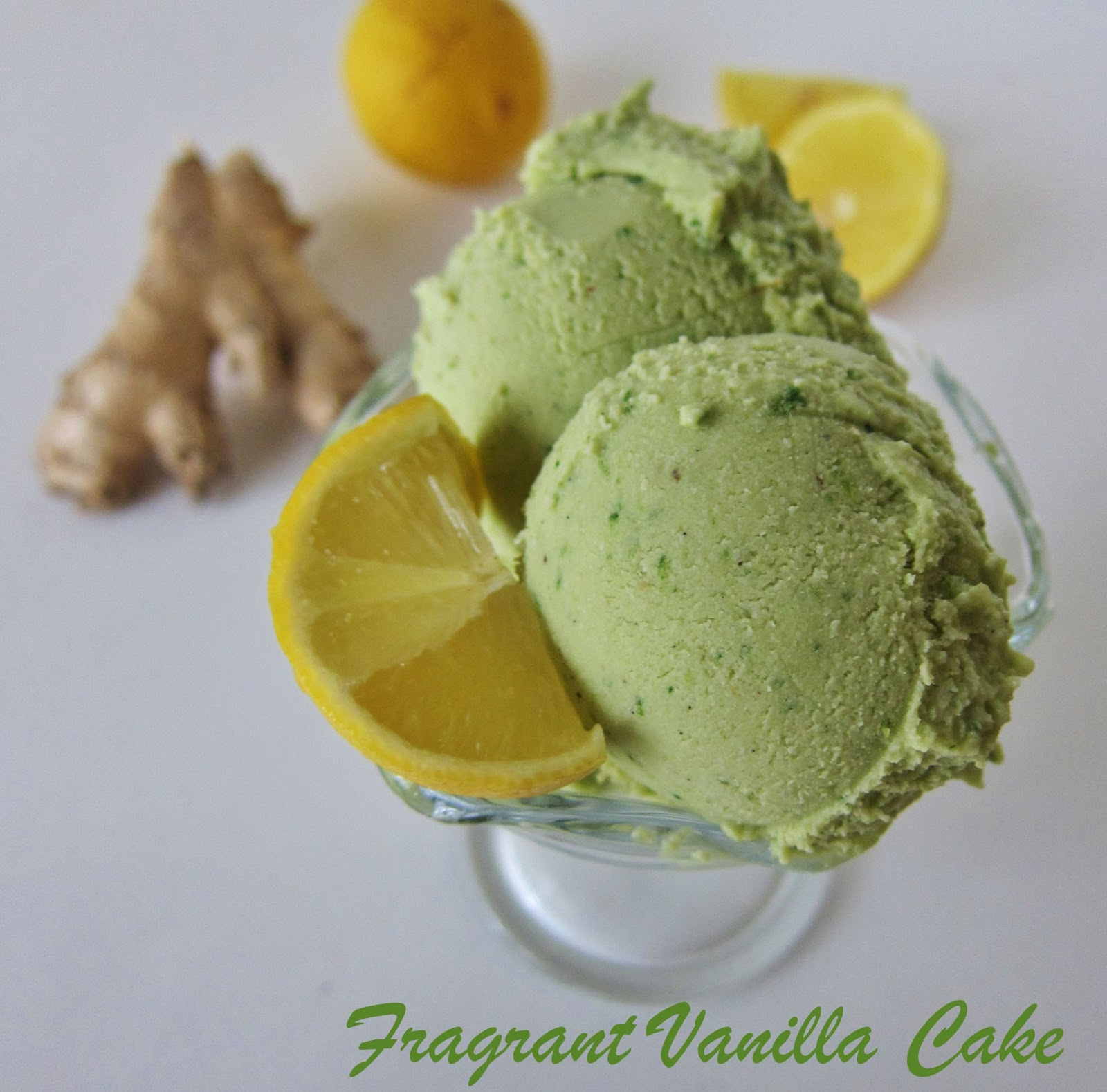 had green tea ice cream for the first time when i was about 8 in a ...