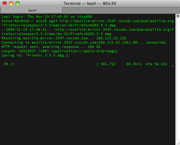 install firefox on mac 10.10