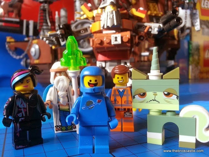 Sea Cow Characters Minifigures LEGO