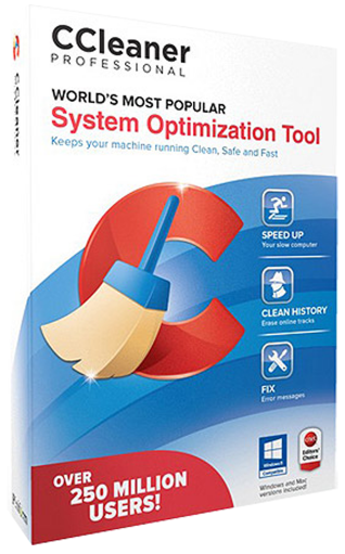 Full CCleaner Professional Edition