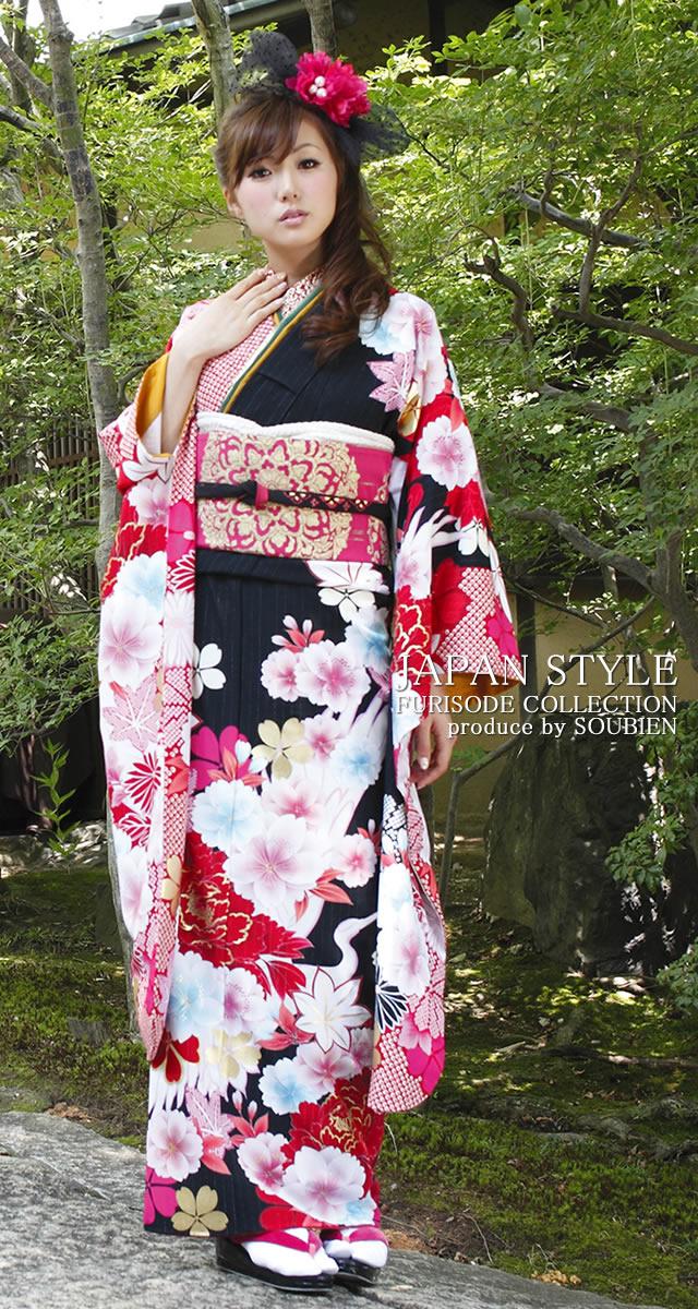 Yukata lady