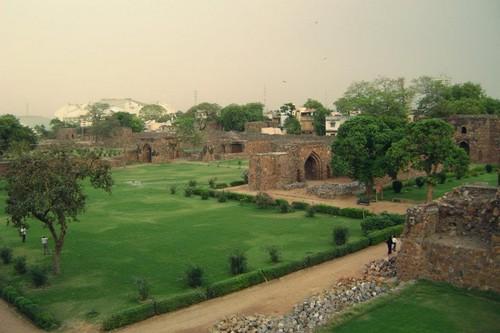 Feroz Shah Kotla | Delhi