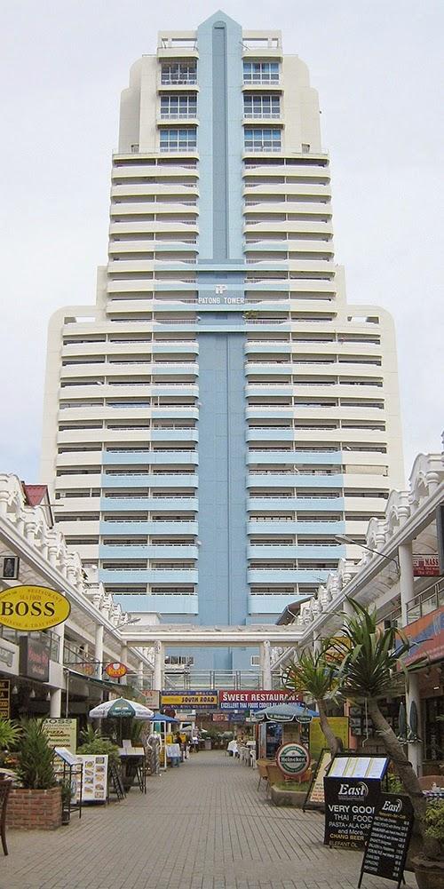 Patong Tower Phuket, Thailand