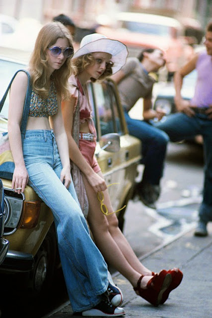 jodie foster on set of taxi driver