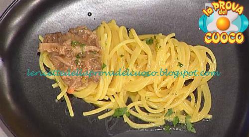 Spaghetto Milano ricetta Ribaldone da Prova del Cuoco