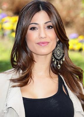 Federica Nargi Gold Chandelier Earrings
