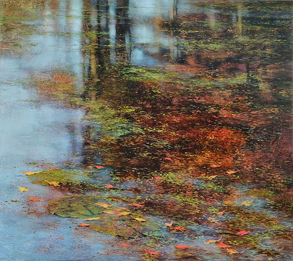 Reflections: Paintings by Teri Malo