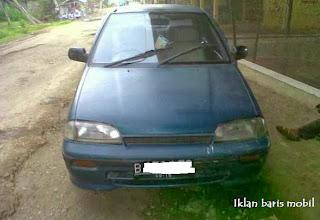 Dijual - Suzuki esteem 1994, iklan baris mobil