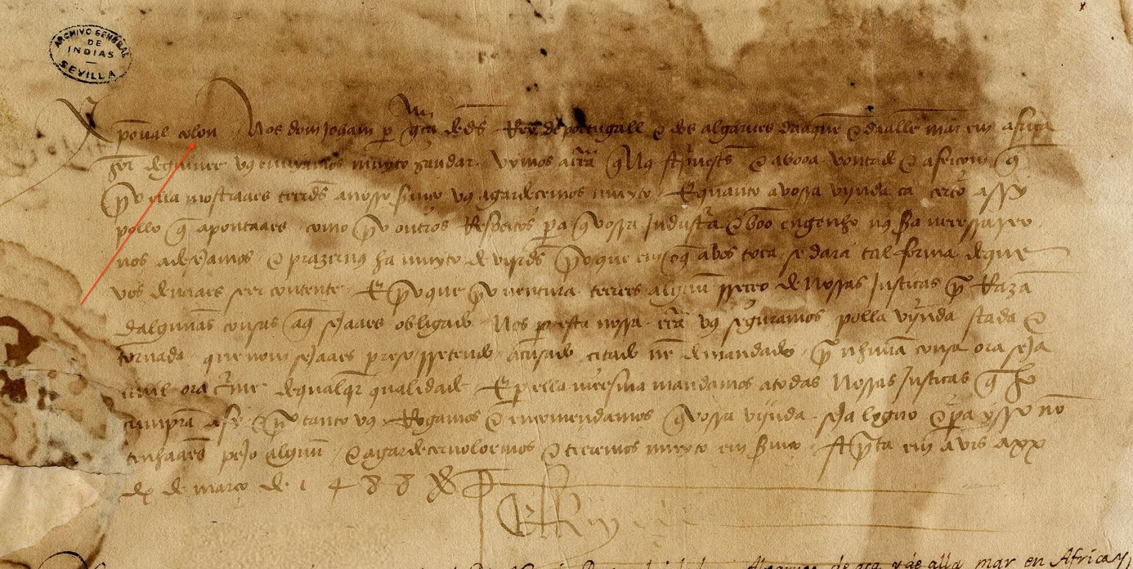 a review of christopher columbus letter Columbus's letter on the first voyage is the first known document announcing the results of the  in his letter, christopher columbus claims to have discovered and taken  in his summary of the on-board journal, columbus's son, ferdinand.