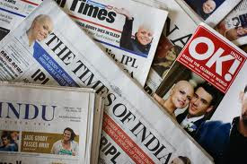 List of Top 20 News Papers in India