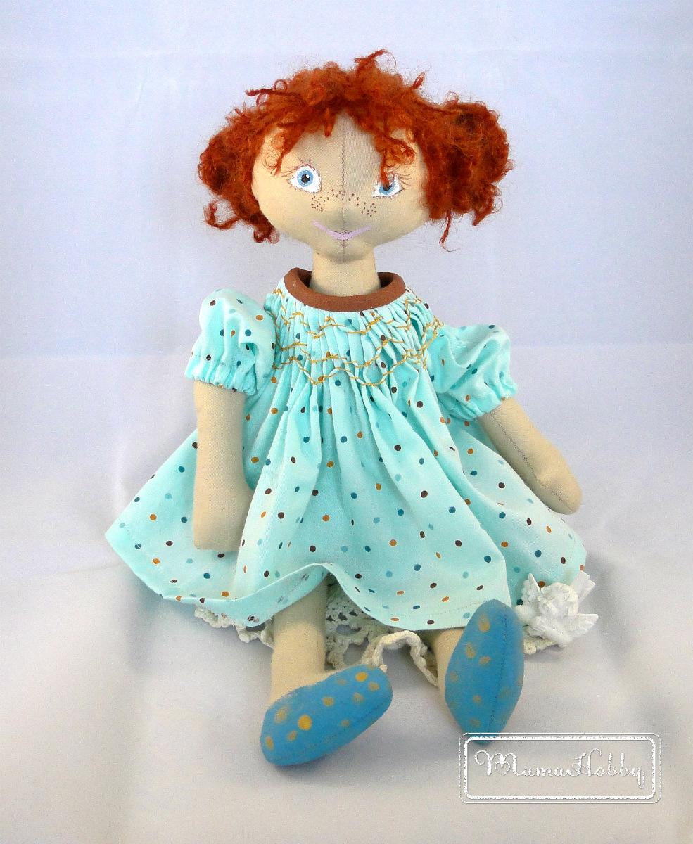 Кукольная одежда по выкройкам