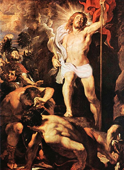 Rubens: Resurrection