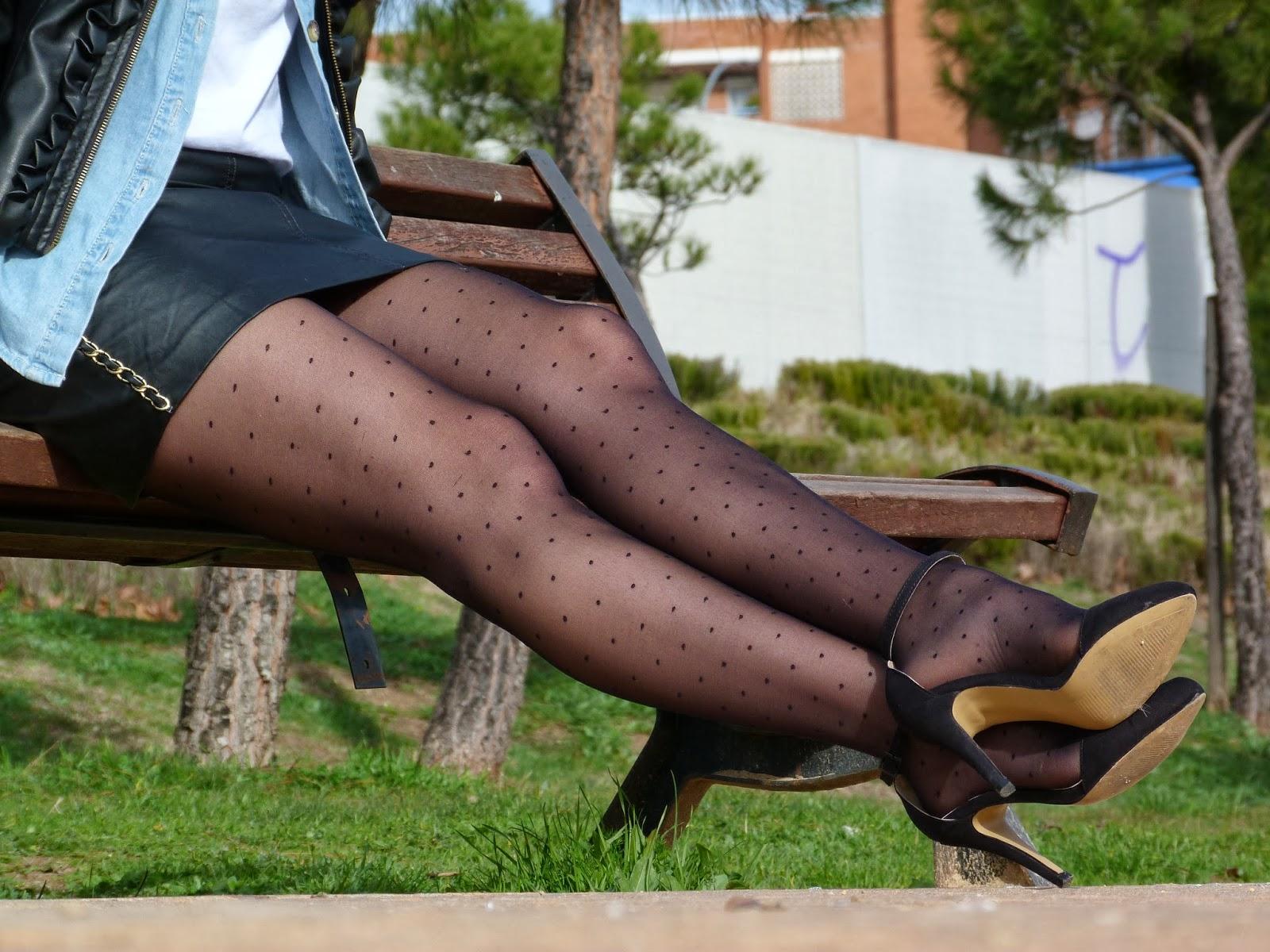 falda de cuero 3