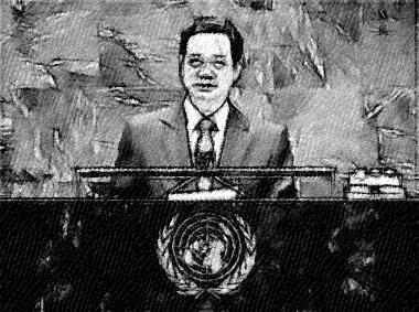Thủ tướng Nguyễn Tấn Dũng phát biểu tại Liên hợp quốc