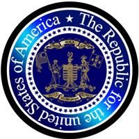 Seal of the Republic for the united States of America