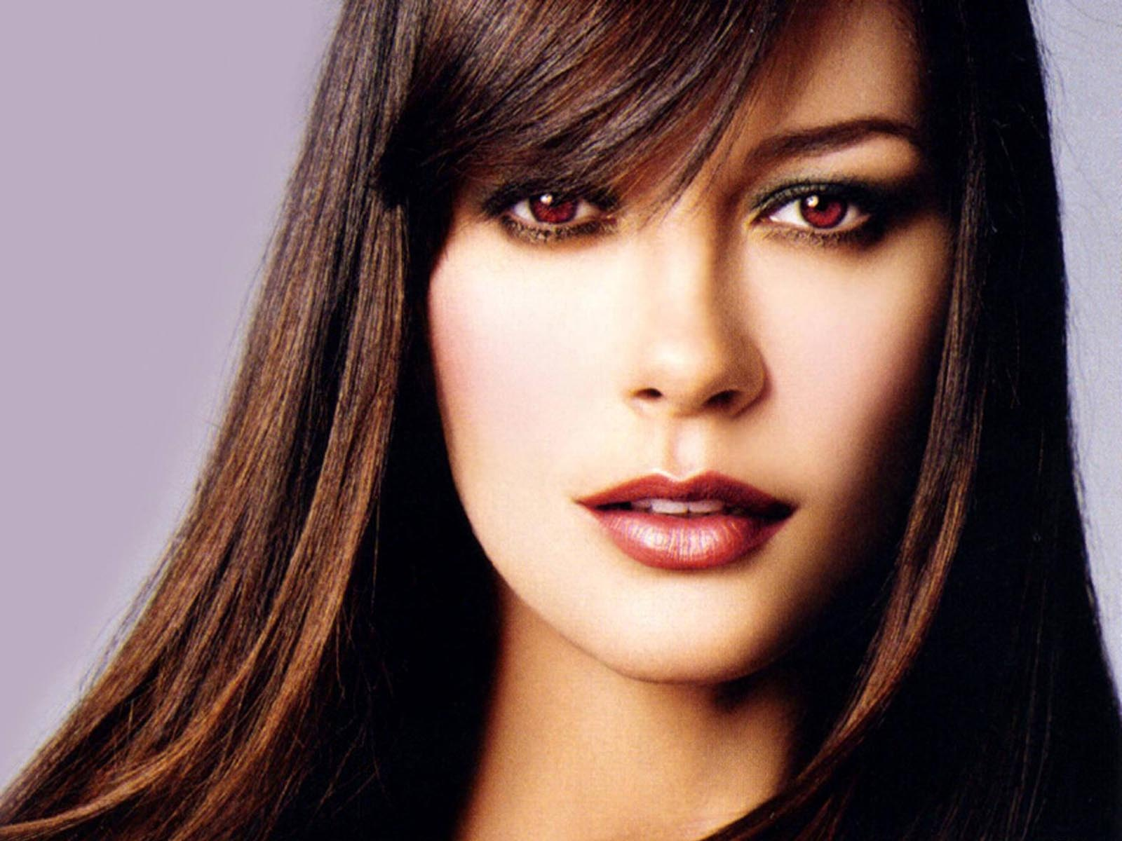 Long Dark Hair With Bangs Cool Hairstyles