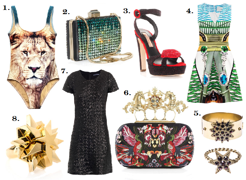Matchesfashion.com, Matches, Christmas, wishlist, We Are Handsome, Lanvin, Alexander McQueen, Mary Katrantzou