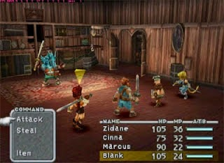PS1 Final Fantasy IX download