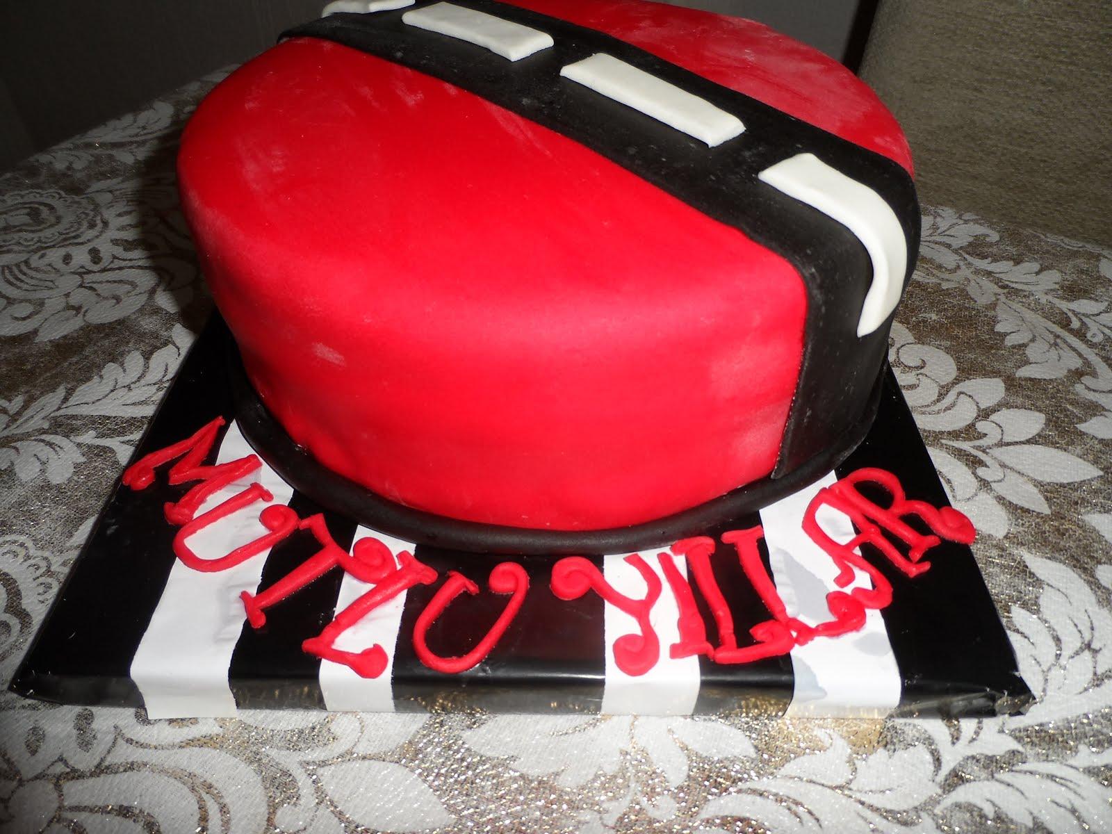 Şeker Hamurlu Pasta