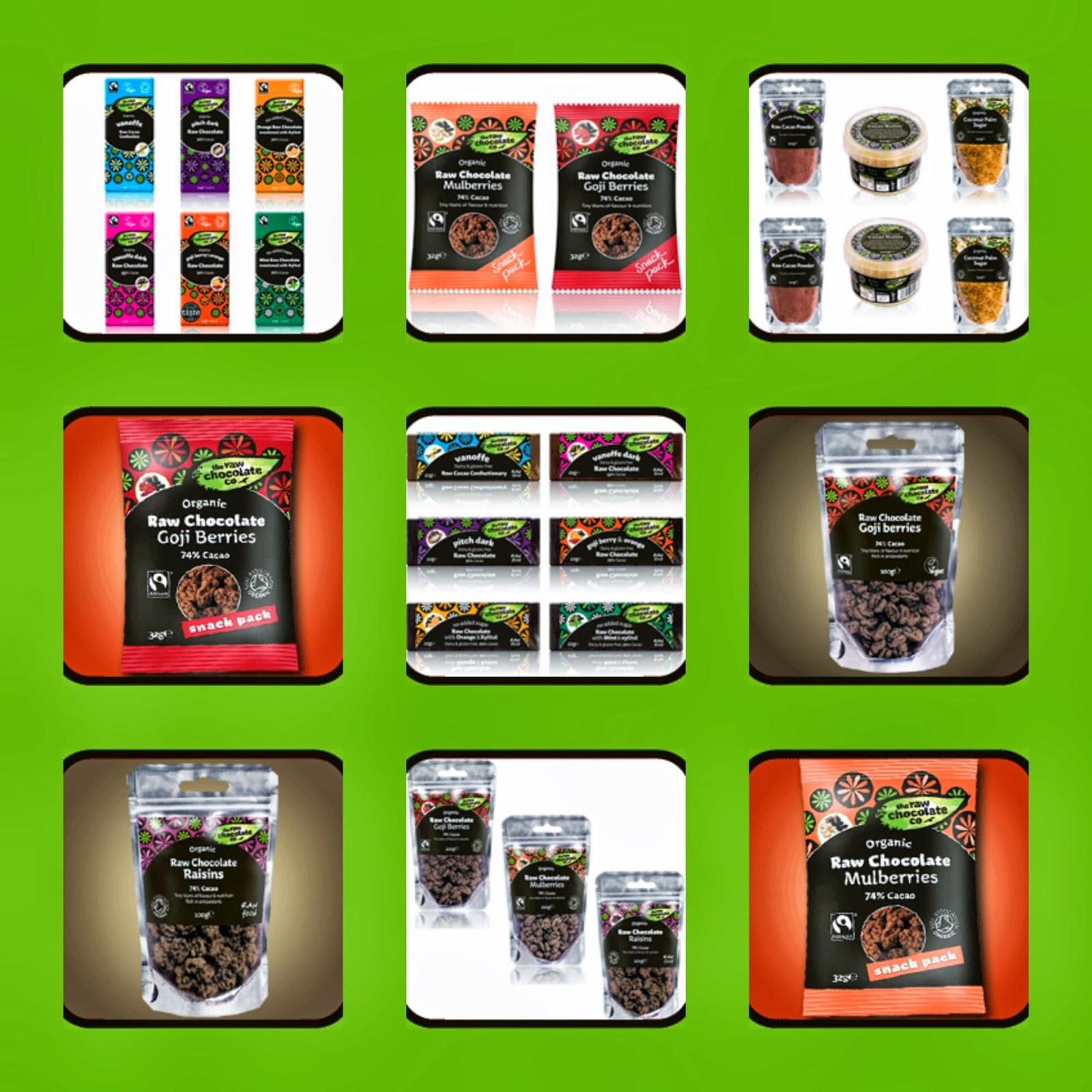 Raw Chocolate Company