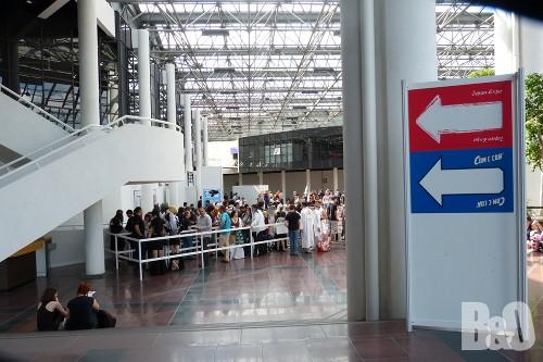 japan expo 2012 entrée