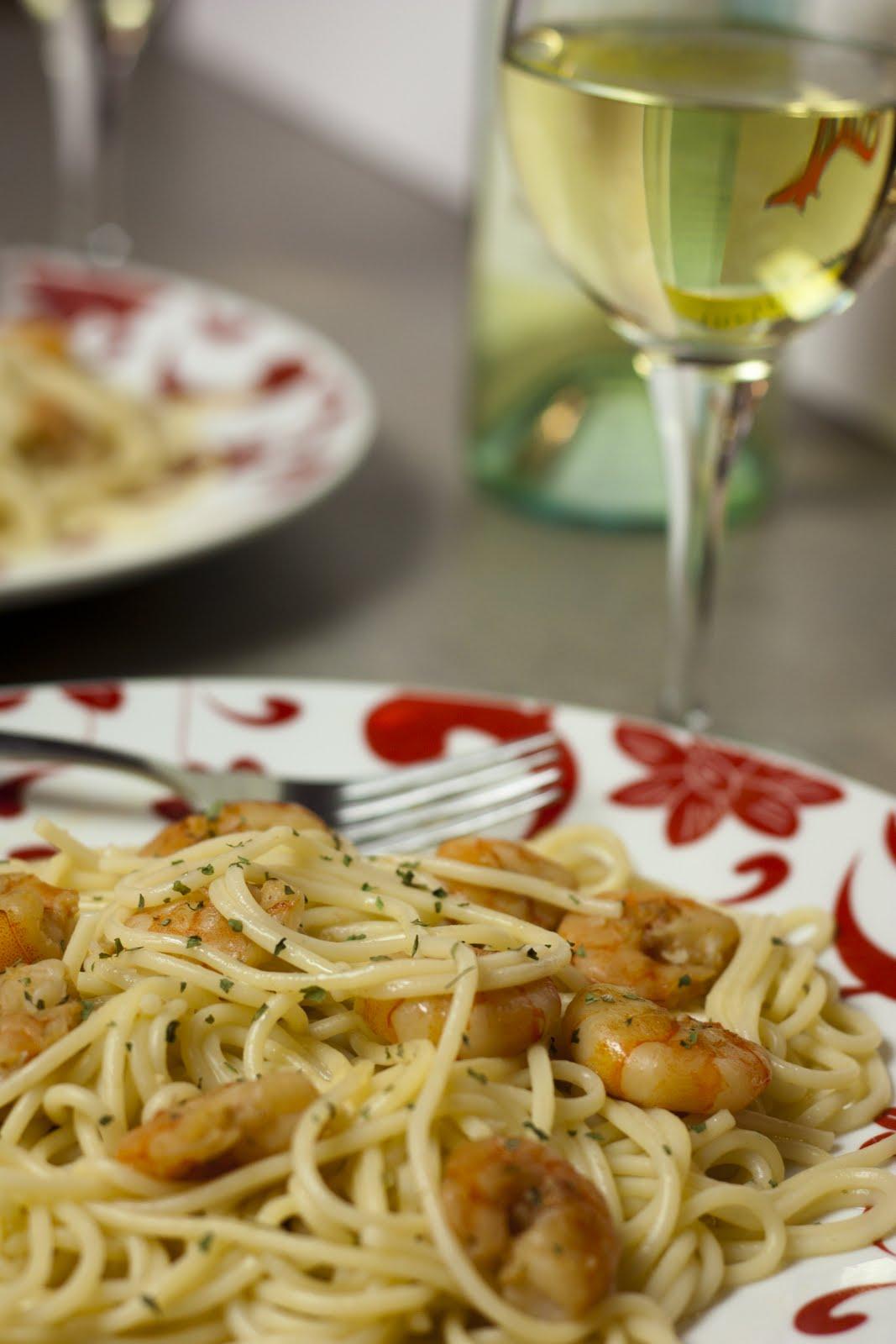 Angel Hair Pasta With White Sauce Recipe — Dishmaps