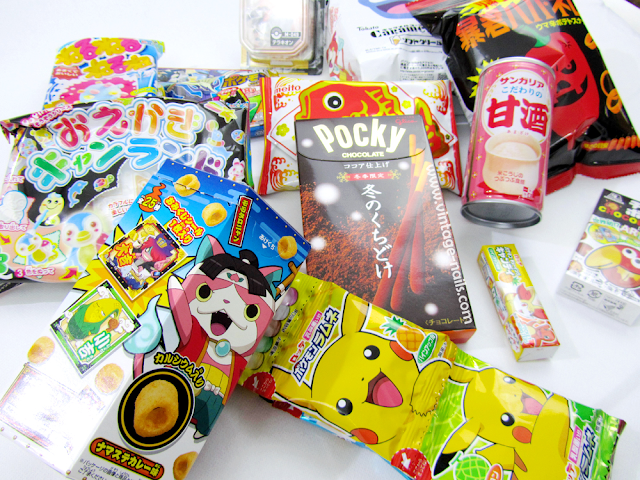 Tokyo Treat, japanese cnady, snack japoneses