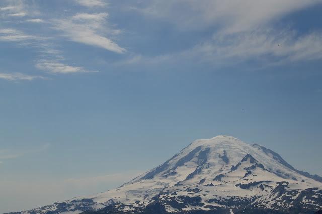 Mt. Rainier from the east