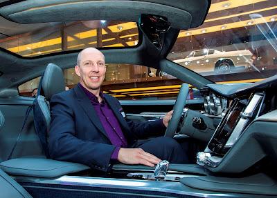 To νέο Volvo XC90 συνεχίζει να σαρώνει τα βραβεία