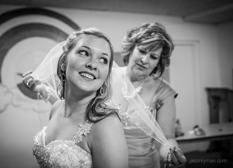 Hays ks wedding