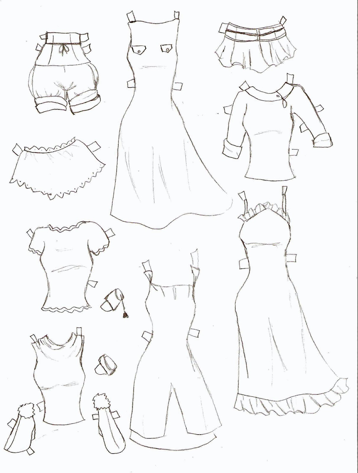 215680269627324668 further Paper Doll Dresses And Skirts also Open as well Alexander Mcqueen Broderie Anglaise Puff Sleeve Blouse White further How To Wear White In Summer Exhibit. on pleated shirt