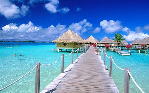 Fotografías de playas paradisiacas - Edenes en la Tierra