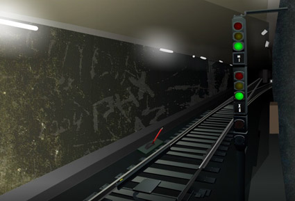 Rescue the Train and Escape