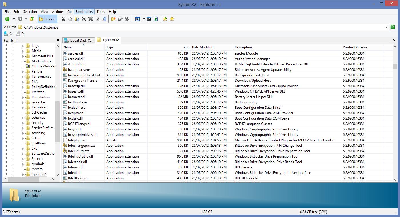 Free amp best alternatives to windows explorer file manager
