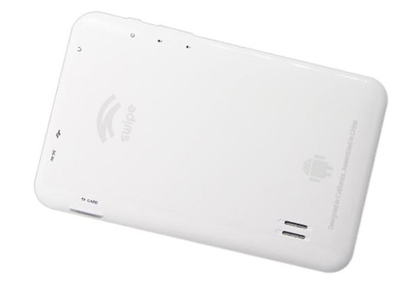 Swipe+3D+life+X74+tablet back view