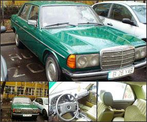 Mercedes W123 - 2000 EUROS