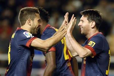 resumen Rayo Vallecano - FC Barcelona 0-5