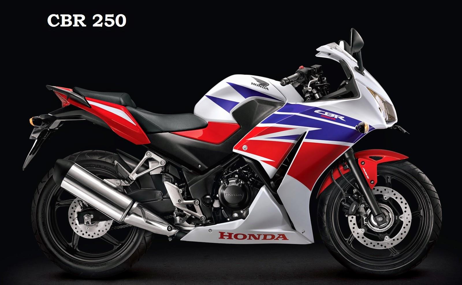 Daftar Harga Resmi Motor Honda Lengkap Bulan November 2018 Bengkel