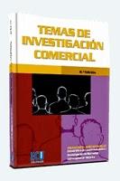 Librería Cilsa: Temas de Investigación Comercial. Manuales de Económicas y Empresariales.
