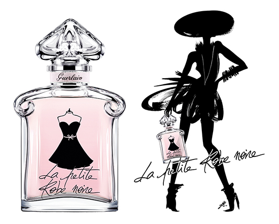 perfumoholiczka guerlain paris la petite robe noire edt. Black Bedroom Furniture Sets. Home Design Ideas