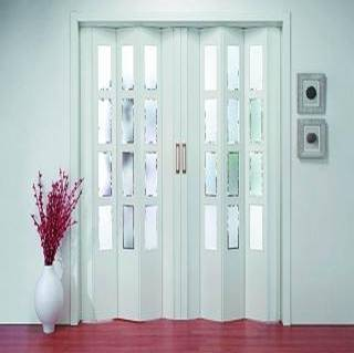 Puertas plegables peru puertas plegables de pvc puertas - Puerta plegable madera ...