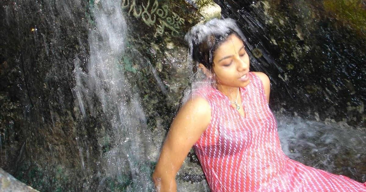 Desi Enjoying Bath And Beach And River Hd Latest Tamil