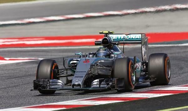 Fórmula 1: Nico Rosberg logró su primer victoria del año en el G.P. de España
